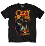 Ozzy Osbourne Men's Tee: Diary of a mad man