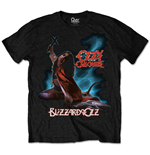 Ozzy Osbourne Men's Tee: Blizzard of Ozz