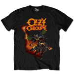 Ozzy Osbourne Men's Tee: Demon Bull