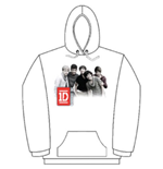 One Direction Women's Hooded Top: Photo Group
