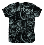 Motorhead Men's Sublimation Tee: War Pig Repeat