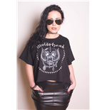 Motorhead Women's Fashion Tee: Skulls & Aces