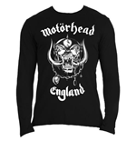 Motorhead Men's Long Sleeved Tee: England