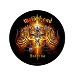 Motorhead Back Patch: Inferno