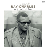 Vynil Ray Charles - 24 Greatest Hits (2 Lp)