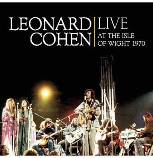 Vynil Leonard Cohen - Live At Isle Of Wight 1970 (2 Lp)
