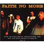 Vynil Faith No More - Live At Palladium Hollywood  September 9  1990 With Ozzy  James Hetfield & Young Mc Knac Fm