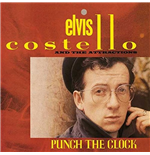 Vynil Elvis Costello - Punch The Clock