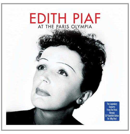 Vynil Edith Piaf - At The Paris Olympia