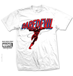 Marvel Comics Men's Tee: Dare-Devil Logo
