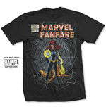Marvel Comics Men's Tee: Marvel Fanfare
