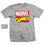 Marvel Comics Men's Tee: Marvel Logo