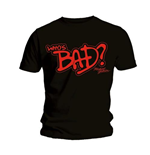 Michael Jackson Men's Tee: Who's Bad