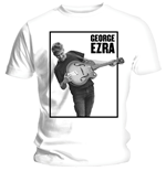 George Ezra Men's Tee: Guitar Skinny