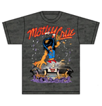 Motley Crue Men's Tee: Allister King Kong