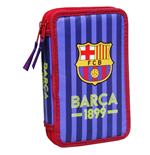 FC Barcelona (CP-EP-803) pencil case double filled