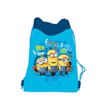 Minions (P) bag for shoes blue