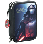 Star Wars VII (SAF) pencil case double filled