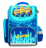Minons (P) anatomic backpack blue