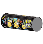 Minions (P) pencil case tube black