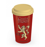 Game of Thrones Travel Mug Lannister