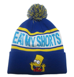 Simpsons Beanie Eat My Shorts