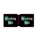 Breaking Bad Travel Pass Holder Logo
