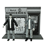 Clerks Select 20th Anniversary Action Figures 18 cm Series 1 Assortment (6)