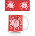 DC Comics Mug Central City All Stars