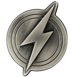 Justice League Bottle Opener The Flash Logo 10 cm