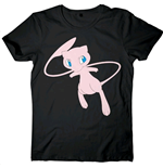 Pokemon T-Shirt Mew 20th Anniversary Mythical Characters Limited Edition