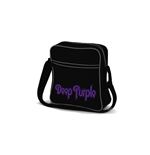 Deep Purple Messenger Bag 191019