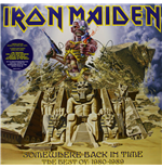 Vynil Iron Maiden - Somewhere Back In Time (2 Lp)