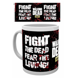 The Walking Dead Mug - Fight The Dead