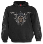 DEATH'S Army - Hoody Black