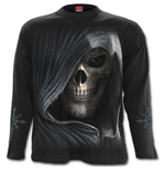 Darkness - Longsleeve T-Shirt Black