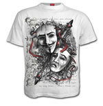 Rebellion - T-Shirt White