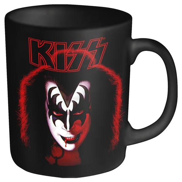 Kiss Mug Gene Simmons