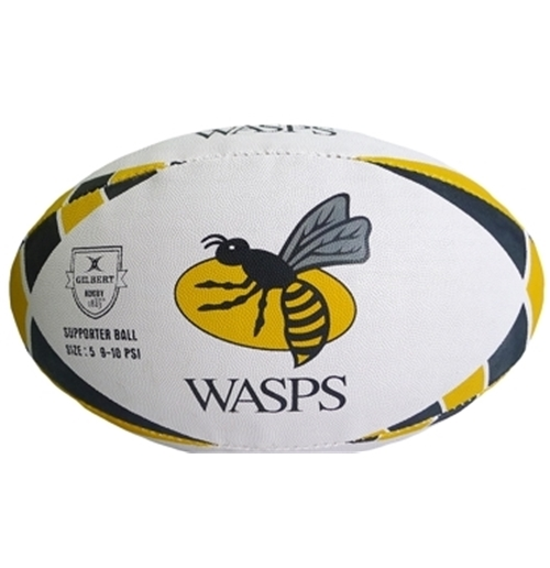 Wasps Rugby FC Rugby Ball 191909