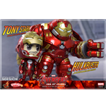 Avengers Age of Ultron Cosbaby (S) Mini Figures Series 2.5 Box Set 14 cm