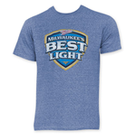 Milwaukee's Best Light Blue Tee Shirt