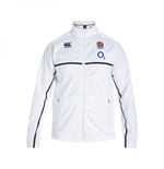2015-2016 England Rugby Soft Shell Track Jacket (White)