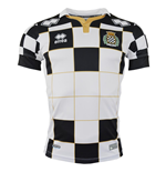 2015-2016 Boavista Errea Home Football Shirt