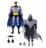 Batman Mask of the Phantasm Action Figure 2-Pack Batman & Phantasm 15 cm