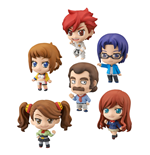 Gundam Build Fighters Try Petit Chara Trading Figure 6 cm Ver. G Assortment (6)