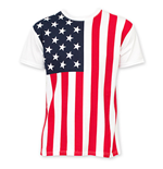 American Flag Men's Tee Shirt