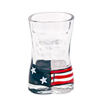 USA Board Shorts Shot Glass Six Pack