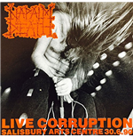 Vynil Napalm Death - Live Corruption