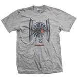 Star Wars Episode VII T-Shirt First Order Distress