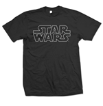 Star Wars T-Shirt Logo